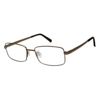72bad900ca Charmant Titanium TI 11460 Eyeglasses