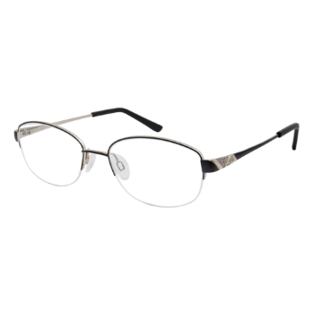 1797ea6729 Charmant Titanium Eyeglasses