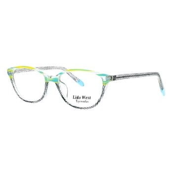 Lido West Eyeworks Coconut Eyeglasses