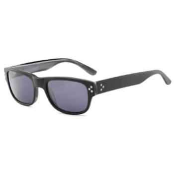Converse Black Canvas Stop Off Sunglasses