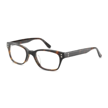 Converse Black Canvas Court Feel AF Eyeglasses