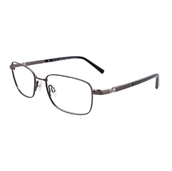 EasyTwist Clip & Twist CT 237 w/ Magnetic Clip-On Eyeglasses