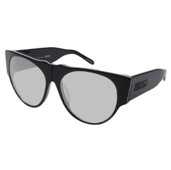 Cassius Hadid Black Sunglasses