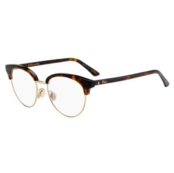 Christian Dior Montaigne-58 Eyeglasses