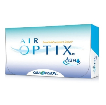 Air Optix Air Optix Aqua Contact Lenses