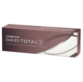 Dailies Dailies Total 1 30 pack Contact Lenses