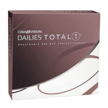 Dailies Dailies Total 1 90 pack Contact Lenses