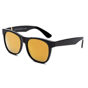 Super Classic I2GB 4Y0 Black 24k Large Sunglasses