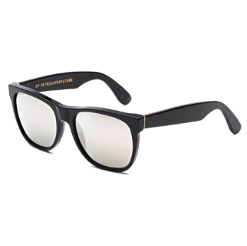 Super Classic IO41 GMU Black Ivory Sunglasses