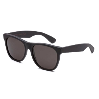 Super Classic ITBJ X0N Black Matte Large Sunglasses