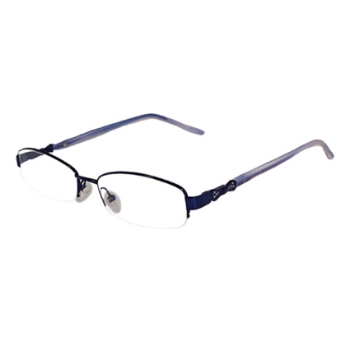 Club 54 Crystal Eyeglasses