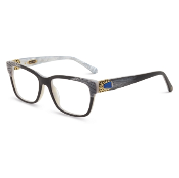 Coco Song Black Ice Eyeglasses