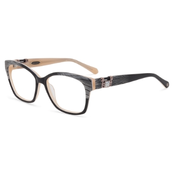 5f8eb6a191a9 Coco Song Crystal Trouble Eyeglasses