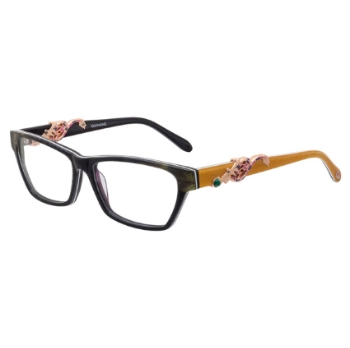 Coco Song Meld Gold Eyeglasses