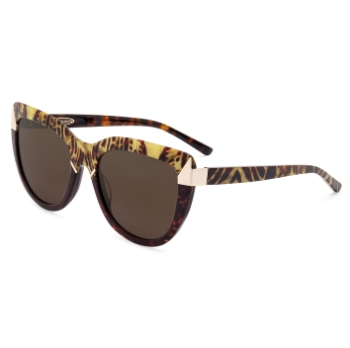 Coco Song Oriental Shadow Sunglasses