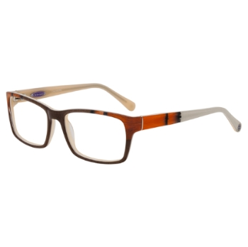 Coco Song Silver Style Eyeglasses