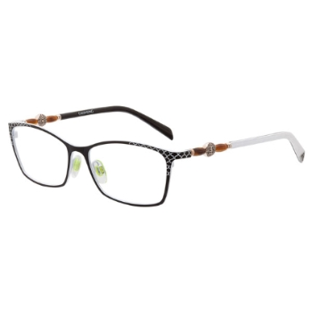 Coco Song Stone Face Eyeglasses