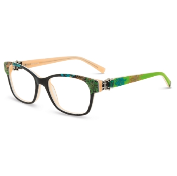 Coco Song Stone Pavilion Eyeglasses