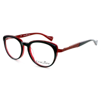 Cogan YC939 Arabesque Eyeglasses