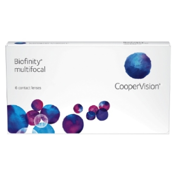 Biofinity Biofinity Multifocal N Near Contact Lenses