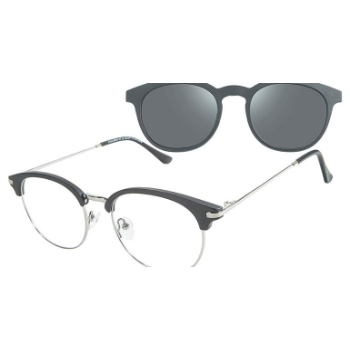 Cruz Chalmers St w/ Magnetic Clip-On Eyeglasses