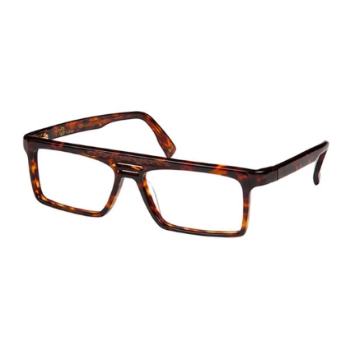 Cutting Edge by Bellagio Harlan Eyeglasses