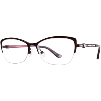 Judith Leiber Couture Comet Eyeglasses