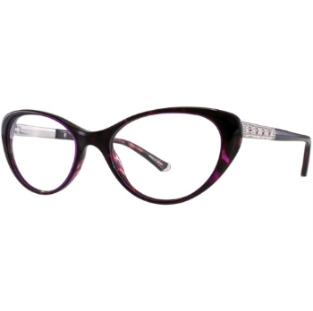 Judith Leiber Couture Orbit Eyeglasses