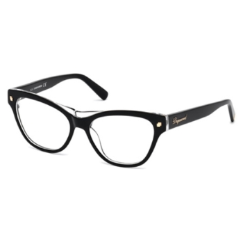 Dsquared DQ5197 Eyeglasses