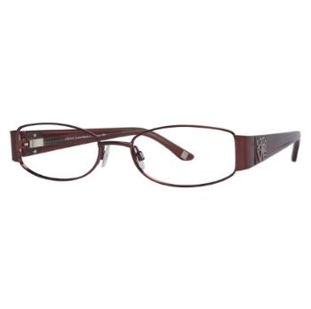 2674facb2ed Daisy Fuentes Daisy Fuentes Peace 404 Eyeglasses