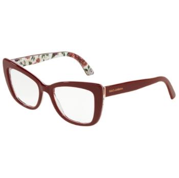 7f8230548eef Dolce & Gabbana Semi-Cat-Eye Eyeglasses | 50 result(s) | Discount ...
