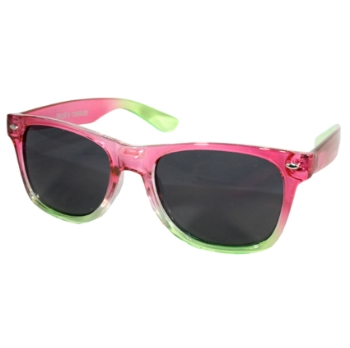 Dazed N Confused Fade-Spring Colors Sunglasses