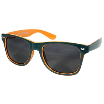 Dazed N Confused Pop Color Wayfarer Sunglasses