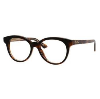 Christian Dior Montaigne-5 Eyeglasses