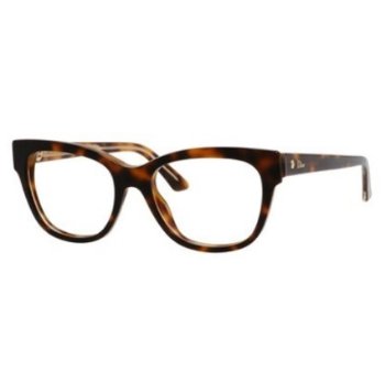Christian Dior Montaigne-6 Eyeglasses