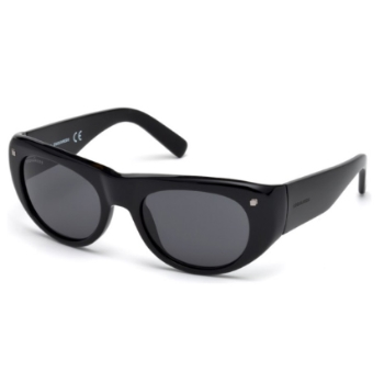 Dsquared DQ0257 MANGA PUNK Sunglasses