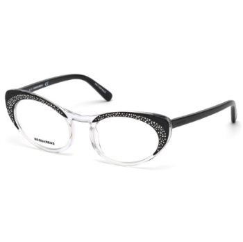 Dsquared DQ5224 Eyeglasses