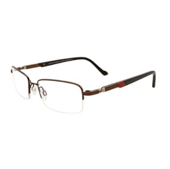 EasyTwist Clip & Twist CT 235 w/ Magnetic Clip-On Eyeglasses