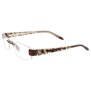 a0dac80494f Easyclip EC150 W Magnetic clip on Eyeglasses