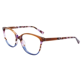 Easyclip EC518 w/ Magnetic Clip-On Eyeglasses
