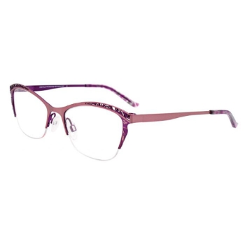 Easyclip EC522 w/ Magnetic Clip-On Eyeglasses