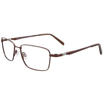 EasyTwist Clip & Twist CT 257 w/ Magnetic Clip-On Eyeglasses