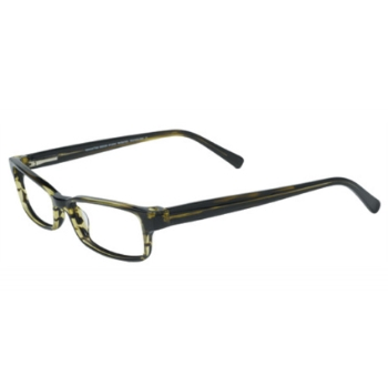 MDX - Manhattan Design Studio S3145 w/Magnetic Clip-ons Eyeglasses