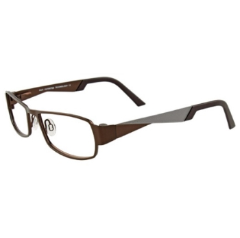 MDX - Manhattan Design Studio S3289 w/Magnetic Clip-ons Eyeglasses