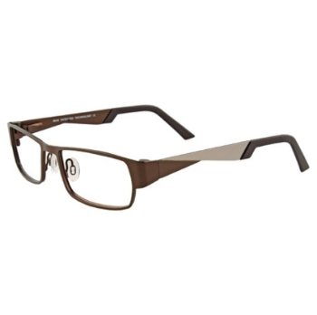 MDX - Manhattan Design Studio S3290 w/Magnetic Clip-ons Eyeglasses