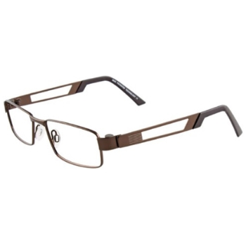 MDX - Manhattan Design Studio S3291 w/Magnetic Clip-ons Eyeglasses