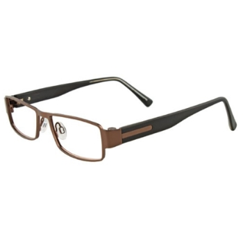 MDX - Manhattan Design Studio S3292 w/Magnetic Clip-ons Eyeglasses