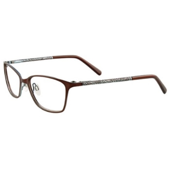 MDX - Manhattan Design Studio S3294 w/Magnetic Clip-ons Eyeglasses