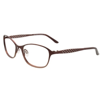 MDX - Manhattan Design Studio S3299 w/Magnetic Clip-ons Eyeglasses