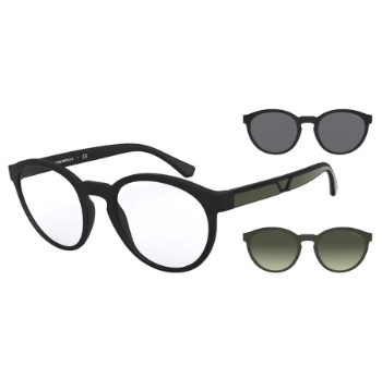 Emporio Armani EA4152 w/ Clip-on Eyeglasses